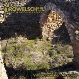 Europe - Spain - Valencia - Trowel school Archaeoholidays Alcublas roman past-2013