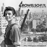 Europe - Spain - Trowelschool Archaeoholidays-1936 Spanish Civil War field-school War archaeology - 2013