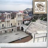 Europe - Bulgaria - Archaeological excavations at the ROMAN FORUM in PHILIPPOPOLIS - 2014