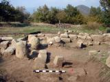 Europe - Bulgaria - Archaeological digs in the Greek Emporium and Temple near Krastevich - 2014