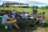 North America - Missouri - Bates County Archaeological Field School - 2014