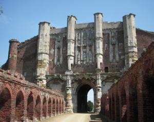 Europe - England - Thornton Abbey Medieval & Monastic Field School, England - 2014