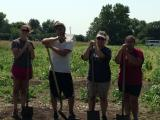 North America - Iowa - Lakeside Lab Archaeological Field School - 2014