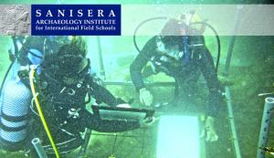 Europe - Spain - Menorca - Underwater archaeology in Sanitja & GIS in Archaeology - 2015