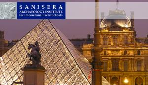Europe - Spain - Menorca - Discover art in The Louvre Museum & Dig in Sanisera - 2017