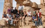 Mediterranean - Sicily - NIU Archaeological Field School in Sicily - 2011