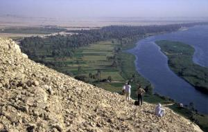 Africa - Egypt - Tell el-Amarna Field School in Archaeological Geophysics - 2012