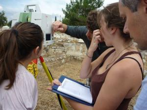 Europe - Greece - 3D Archaeological Recording and Visualisation Project at Eleusis - 2012