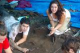 Central America - Panama - Proyecto Arqueol�gico Sitio Drago - 2012