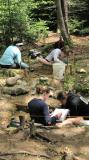 North America - Maine- Muhlenberg College's Archaeology in Maine- 2013