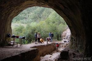 Europe - Serbia - Field-school in Paleoanthropology and Paleolithic Archaeology - 2014