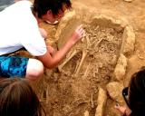 Europe - Spain - Sanisera: The Roman City and Necropolis Dig